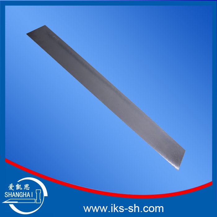 Inlaid&Solid chipper knife blade