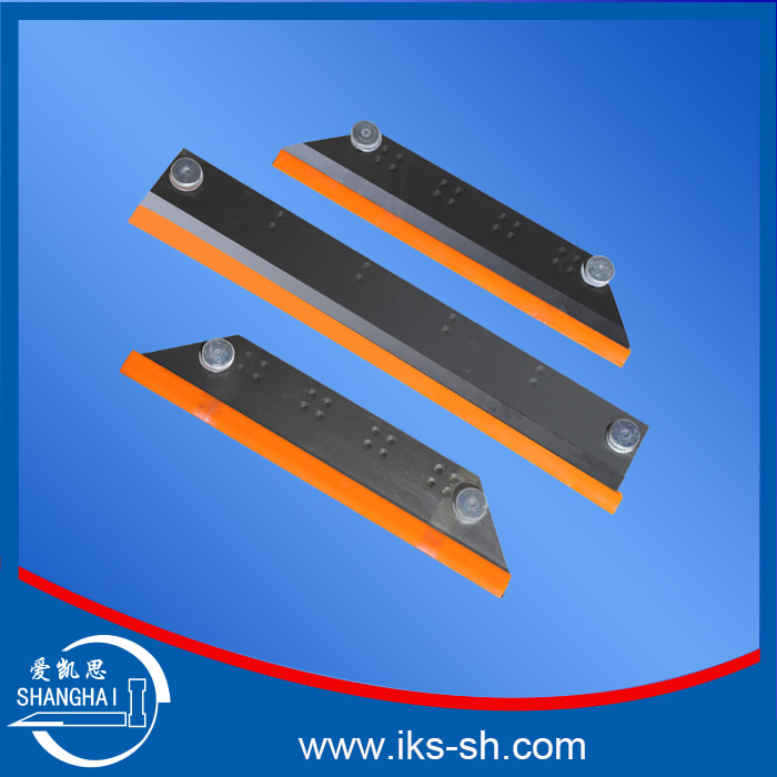 Inlaid&Solid Three way trimmer blade